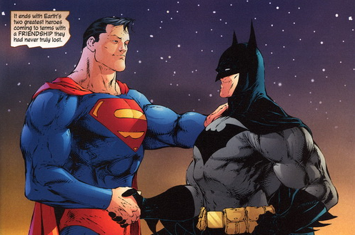 batman superman friendship