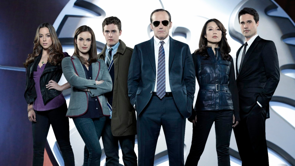 agents of shield group pic