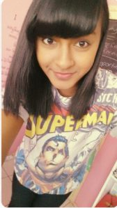 i love my superman t-shirt