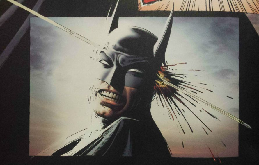 batman shot in the head killing joke an innocent guy