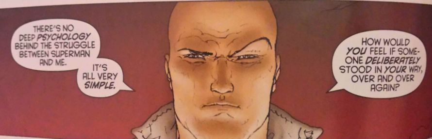 lex luthor panel
