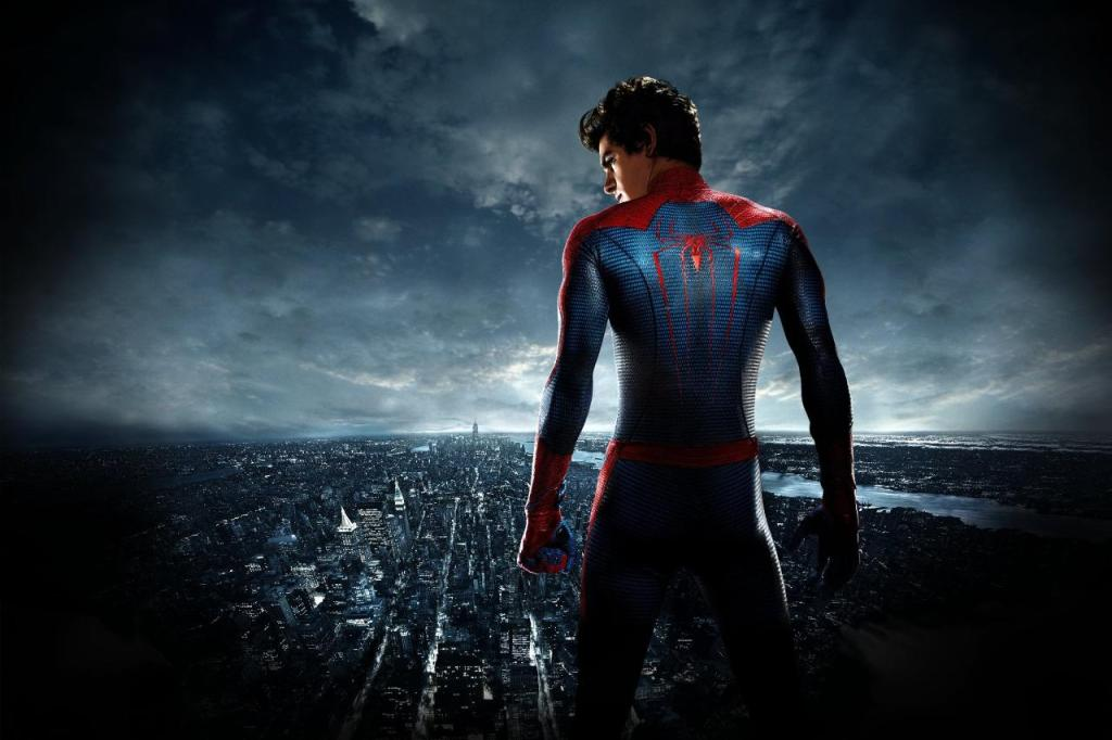 amazing spider man 2012