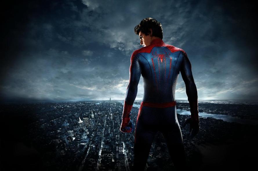 amazing spider man 2012