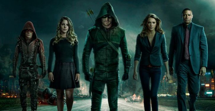 problems with arrow season 3