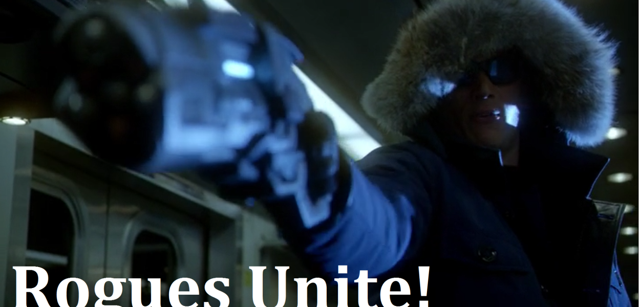 captain cold in the flash tv show cw