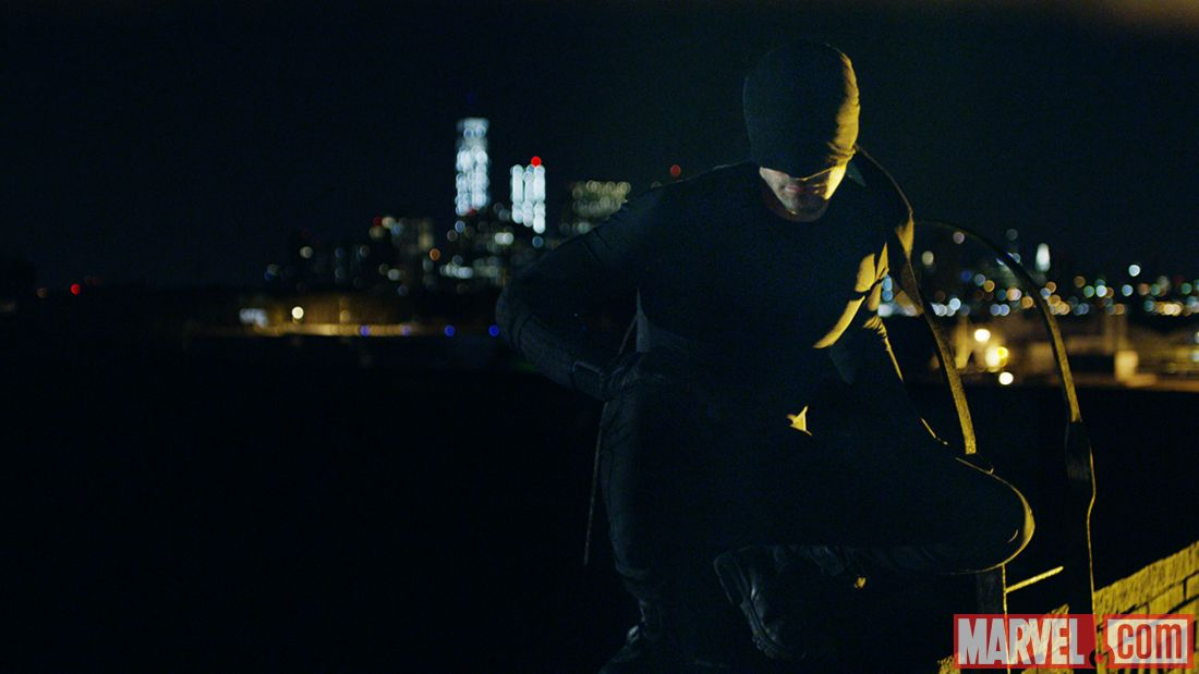 daredevil tv show costume