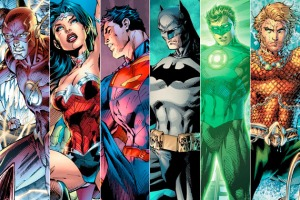 justice league line up
