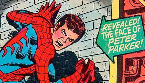 pater parker comic books