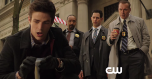 the flash tv show screenshot