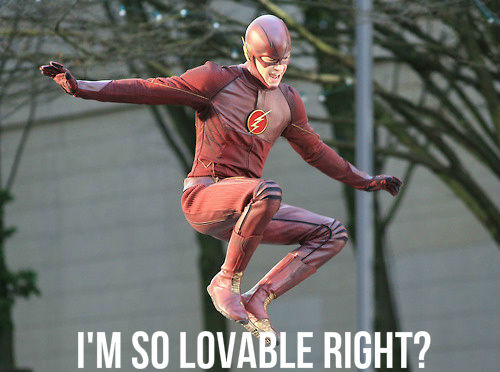 the flash cw jumping