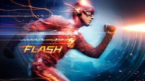 the flash cw poster