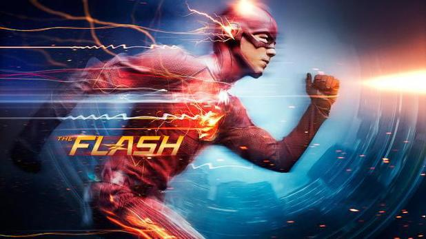 the flash season 1 poster