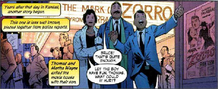batman v superman origins