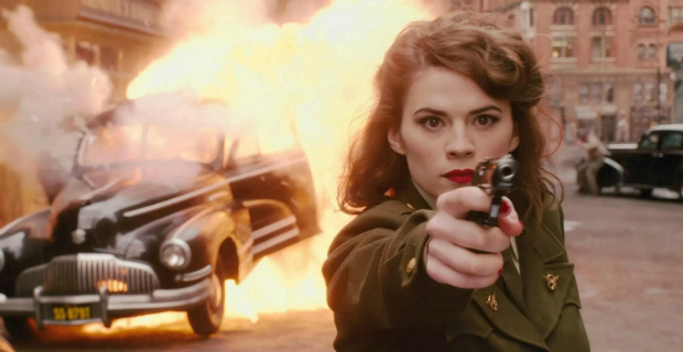 agent carter preview tv show