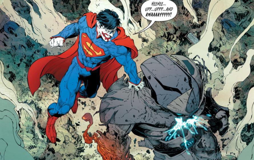 batman vs superman batman 36 review