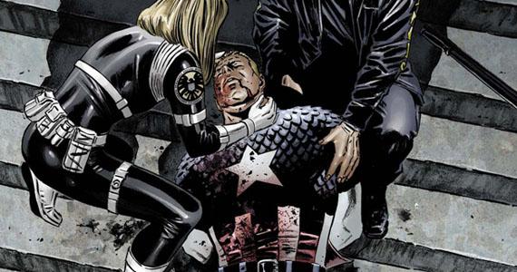 captain america death civil war