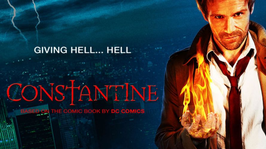 Constantine episode two zed