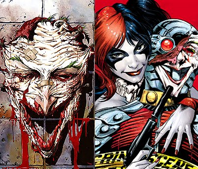Joker skinned Deadshot Suicide Squad 6 7 8 relaunch hunt for Harley Quinn