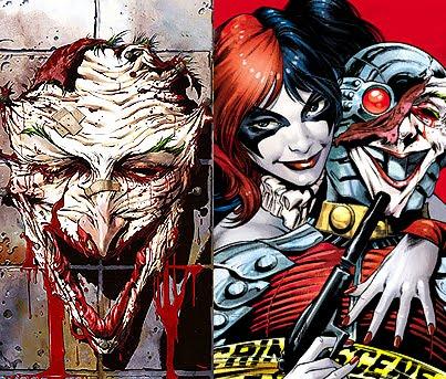 Joker skinned Deadshot Suicide Squad 6 7 8 relaunch hunt for Harley Quinn