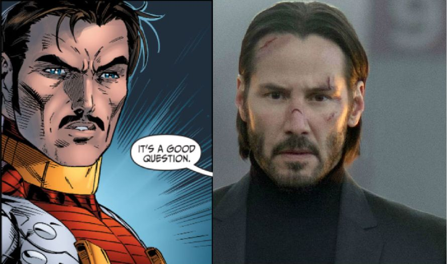 keanu reeves as deadshot