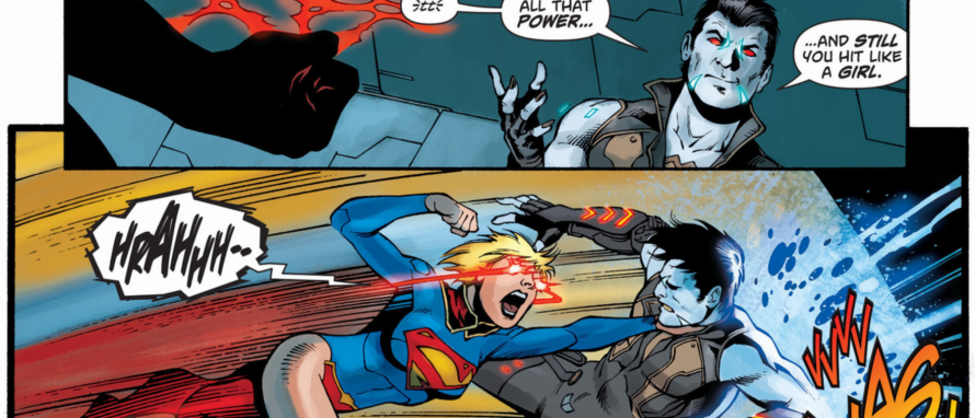 supergirl lobo new 52