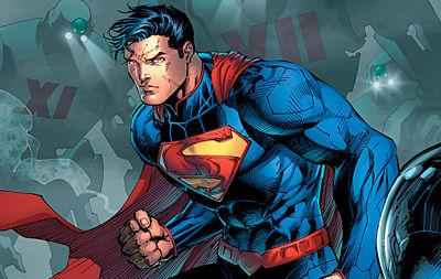 superman character analysis jim lee