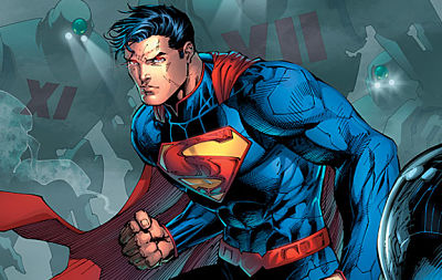 superman character analysis jim lee