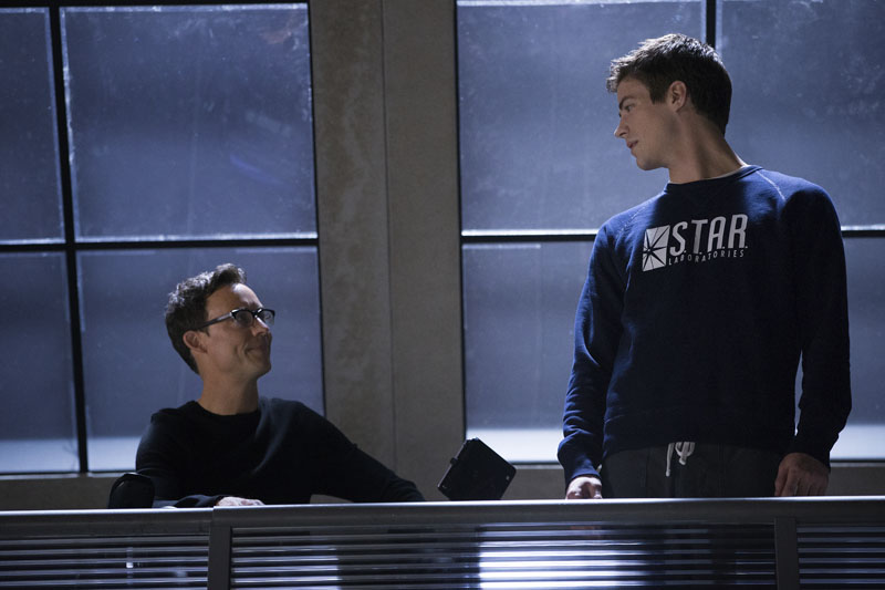 the flash episode 17 harrison wells