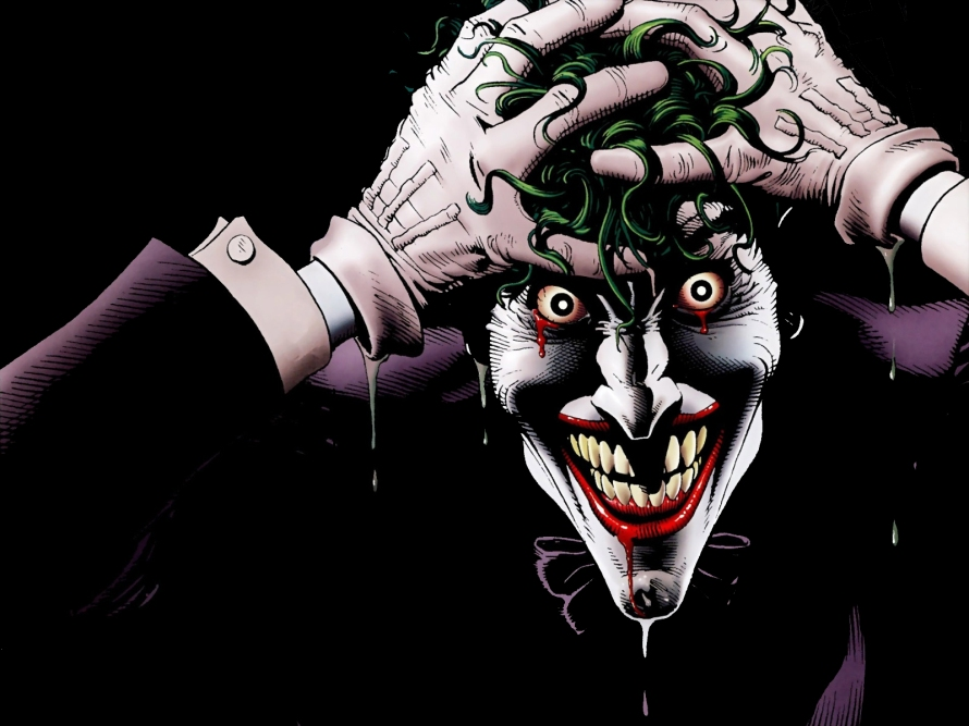 the joker character analysis