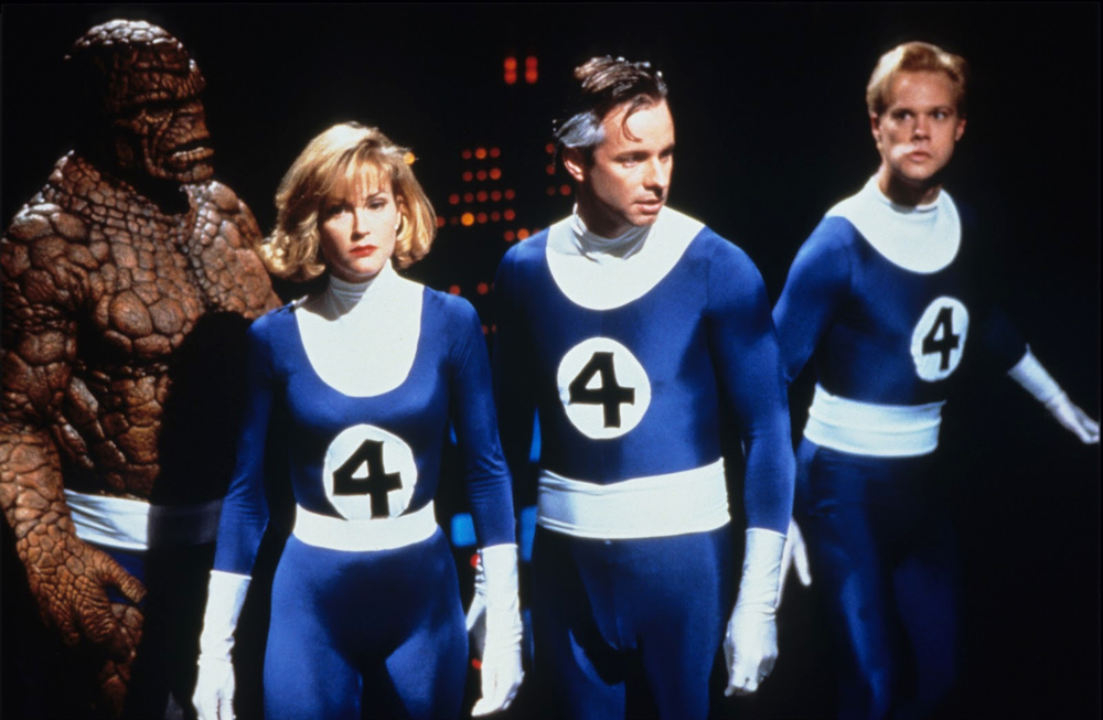 fantastic four official news