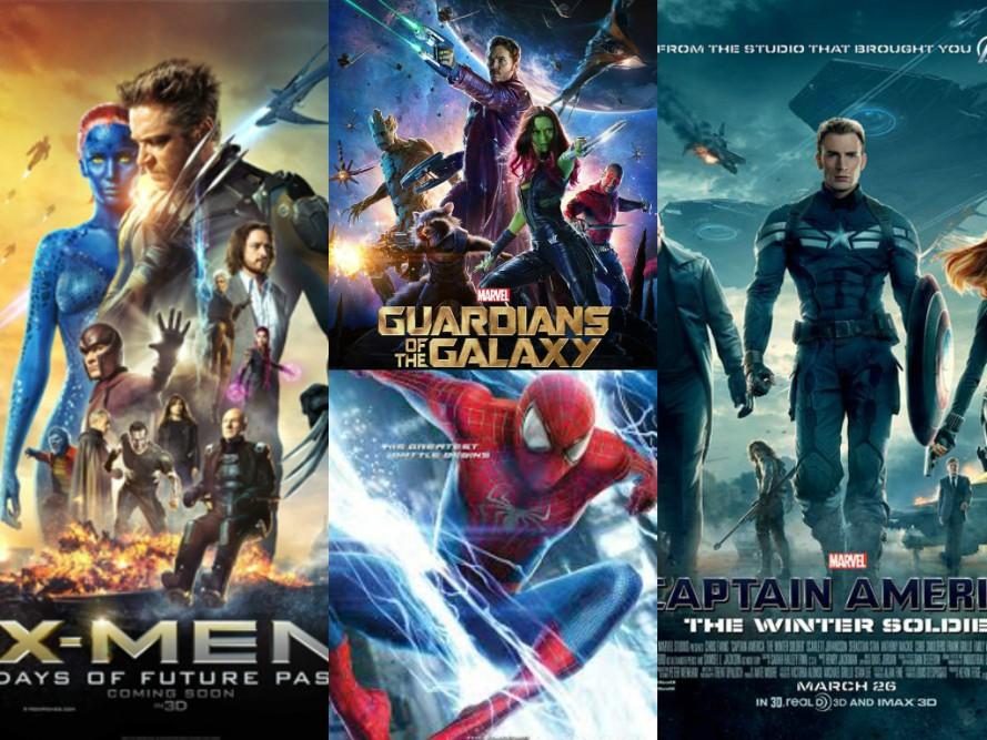 superhero movies oscars 2014