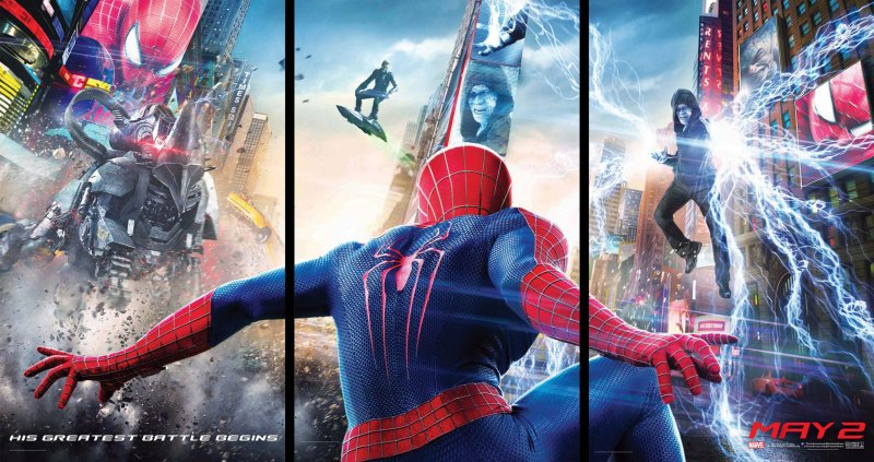 worldbuilding superhero movies spider-man