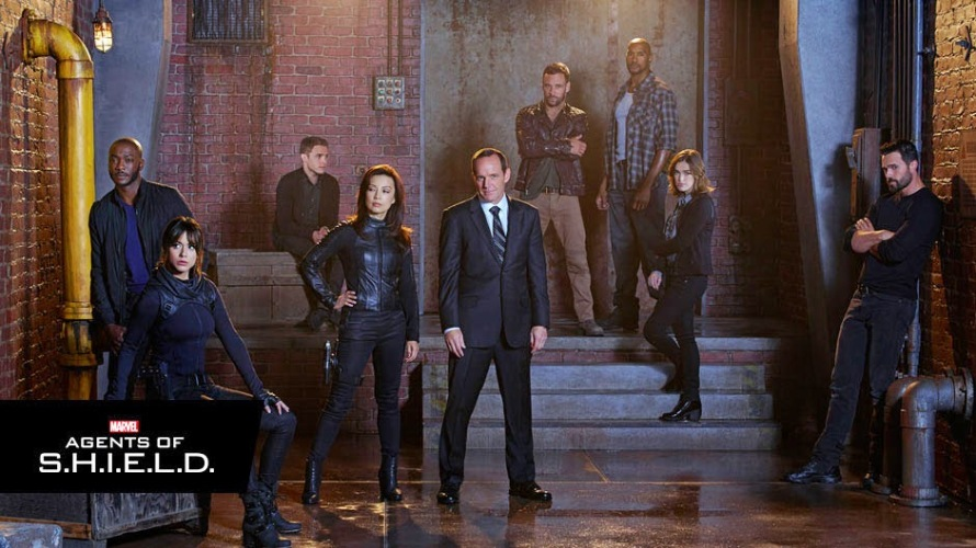 best comic book tv shows 2014