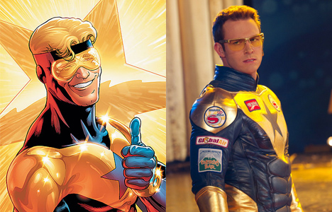 booster gold syfy