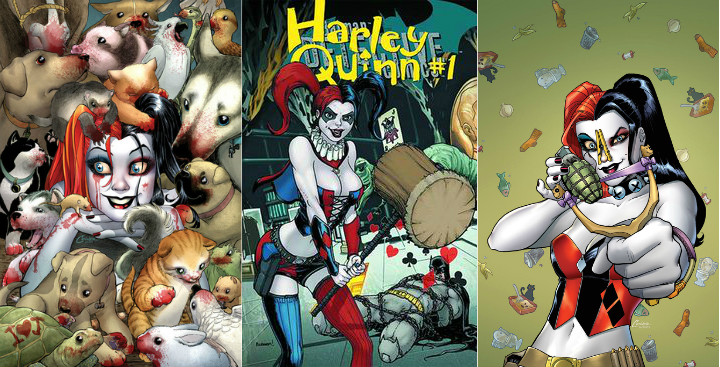 psychology harley quinn character analysis