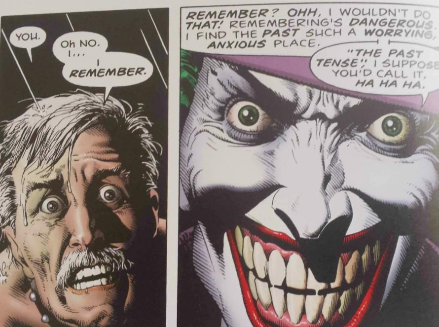 joker panel the killing joke