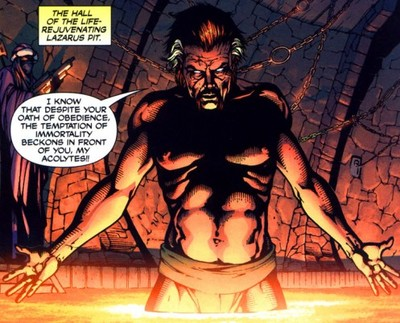 arrow season 3 episode 9 lazarus pit