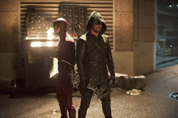 the flash episode 8 flash vs arrow