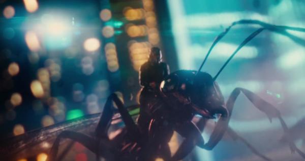 ant-man trailer analysis