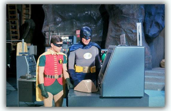 batman and robin 66