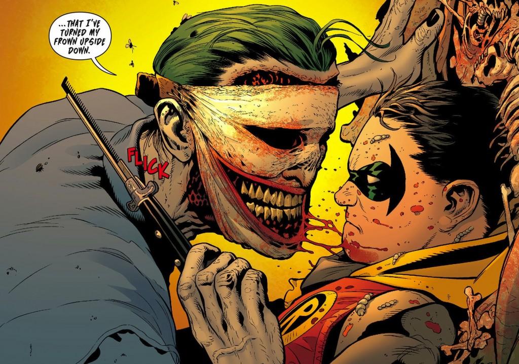 does batman need robin