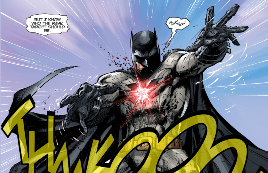 batman superman 18 review