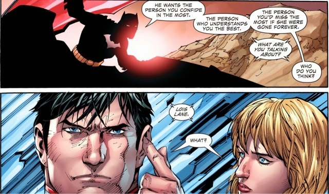 batman superman 18 review