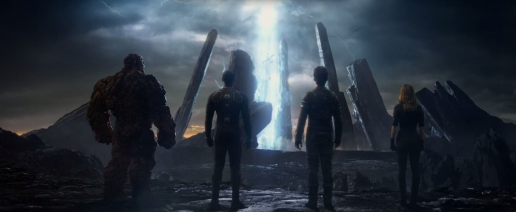 fantastic four trailer discussion