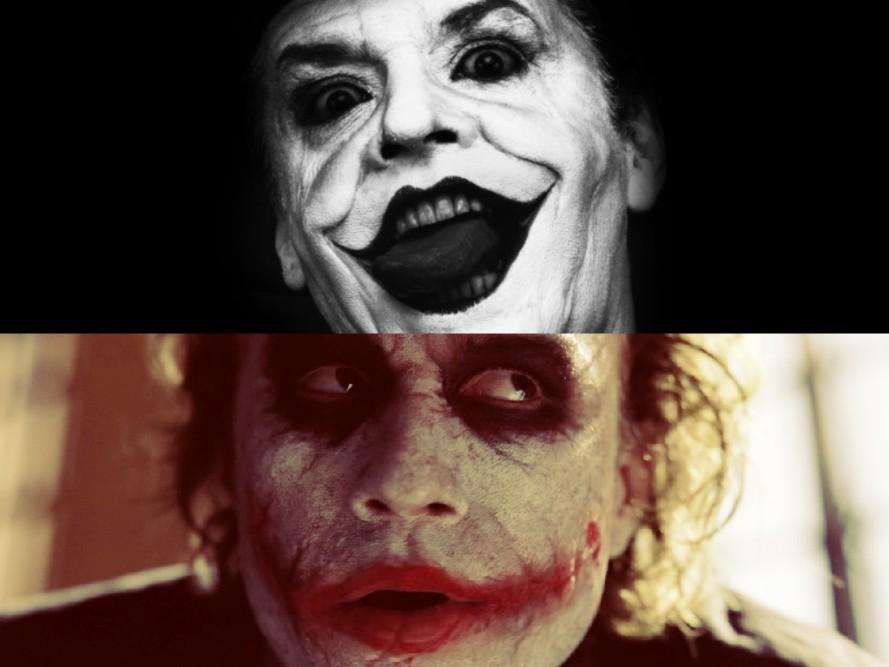 nicholson vs ledger joker comparison