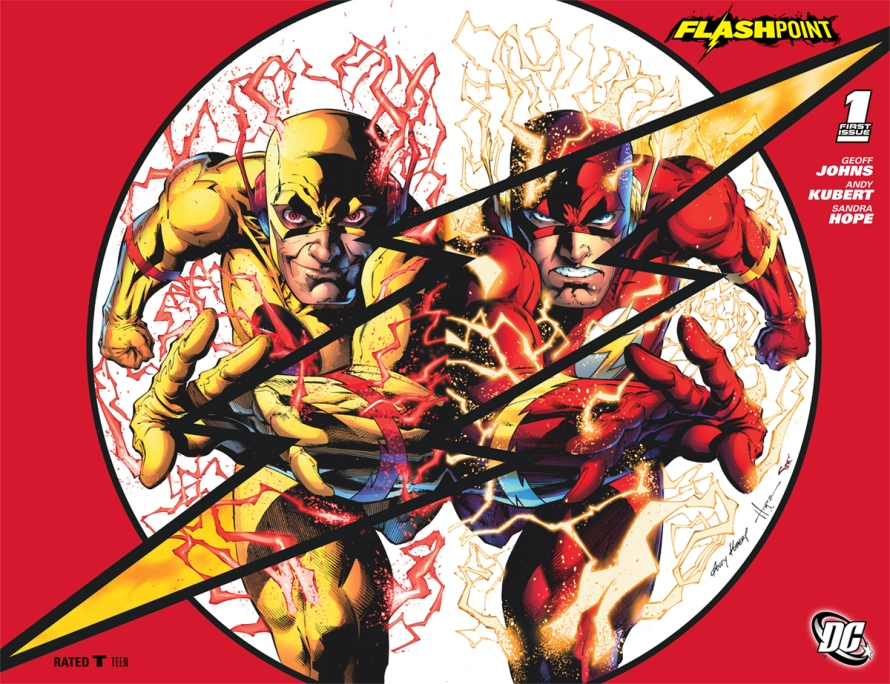 the flash episode 13 flashpoint