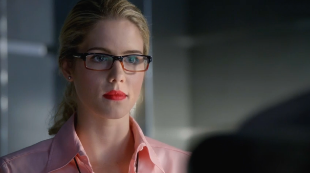 arrow felicity annoying