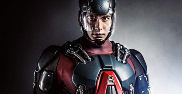 atom suit arrow