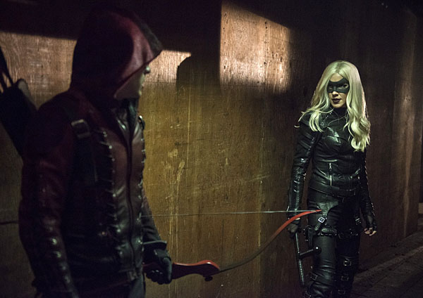 is laurel good as black canary