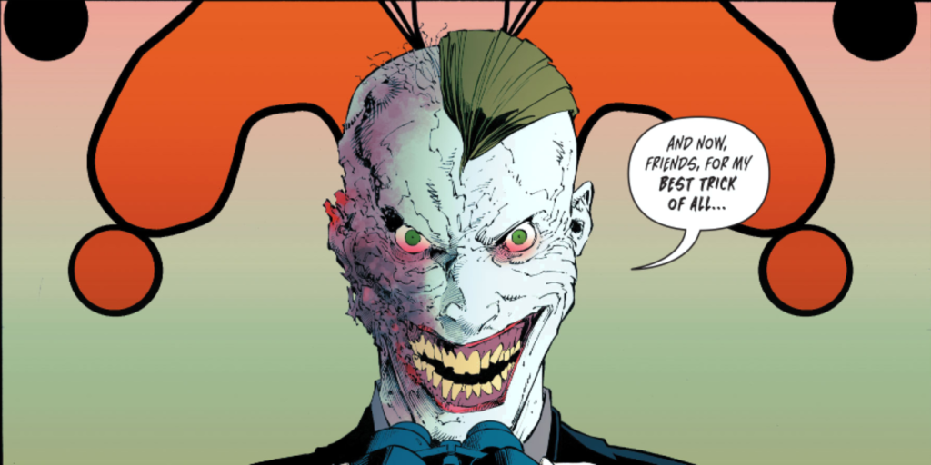 batman 39 review joker